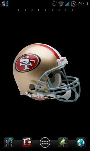 Download 3D San Francisco 49ers NFL LWP for Android   Appszoom