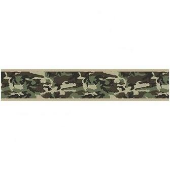 Camo Green Wallpaper Border by Sweet Jojo Designs