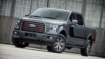 Ford F 150 Lariat Appearance Package Wallpaper HD Car Wallpapers