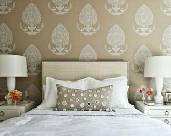 brown bedroom wallpaper we think successfully mixing smart bedroom