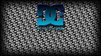 DC Shoes Logo Background Shoes for Girls Women Men and Boys