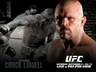 UFC Chuck Wallpaper 1280x960 UFC Chuck Liddel