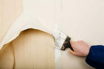 can do an effective job of removing certain types of wallpaper