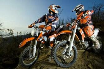 Wallpapers Motocross KTM