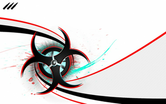 Biohazard Wallpaper by phen designs
