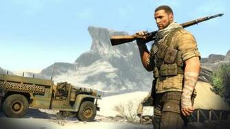 Sniper Elite 3 Wallpapers Screenshots