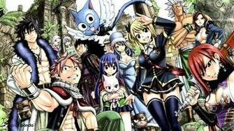 Fairy Tail HD Wallpaper Desktop Backgrounds for HD Wallpaper