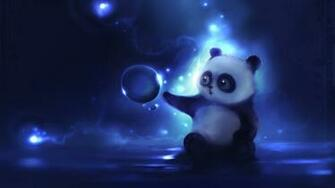 Cute Panda Animal HD Desktop Wallpaper HD Desktop Wallpaper