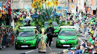 Ireland cancels St Patricks Day parades over coronavirus fears