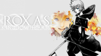 Kingdom Hearts Roxas Wallpaper FREE by DieVentusLady