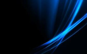 Black and Blue Abstract Desktop Background HD 1920x1200