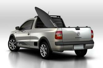 Volkswagen Saveiro 4k Ultra HD Wallpaper Background Image