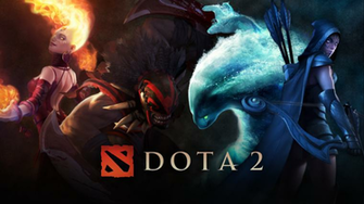 DOTA 2 Wallpaper 1 by thecodeofhonour