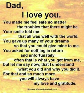 Miss You Dad Quotes