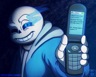 Undertale Text by Shrineheart