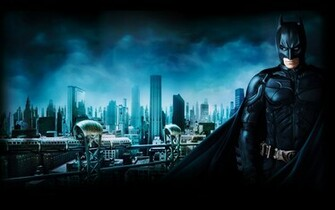 Batman 3 Gotham City Wallpapers HD Wallpapers