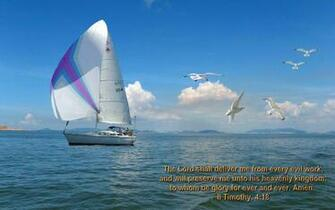 Bible verses sailing wallpaper 171 Christian Wallpapers