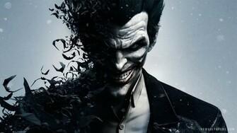 Joker in Batman Arkham Origins HD Wallpaper   iHD Wallpapers