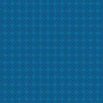 Buy Quatrefoil BlueBlack Removable WallPaper by WallCandy Arts on