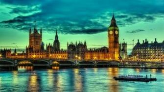 London Landscape Wallpaper HD Wallpaper WallpaperLepi
