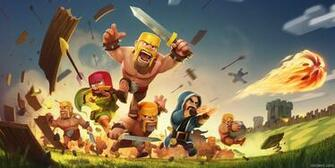 Clash of Clans Barbarian Wallpapers HD Full HD Pictures