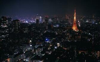1920x1200 Tokyo at night desktop PC and Mac wallpaper