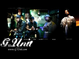 UNIT 50 CENT gangsta rap rapper hip hop unit cent poster hr