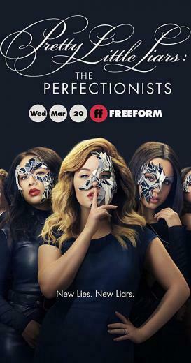 Pretty Little Liars The Perfectionists TV Series 2019   IMDb