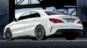 2013 Mercedes Benz CLA 45 AMG AU   Wallpapers and HD Images