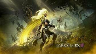 Darksiders III HD Wallpaper Background Image 1920x1080 ID