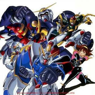 Image of Mobile Fighter G Gundam   Anime Vice
