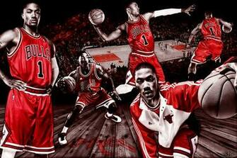 [HQ] Wallpaper Derrick Rose of Chicago Bulls 1920x by