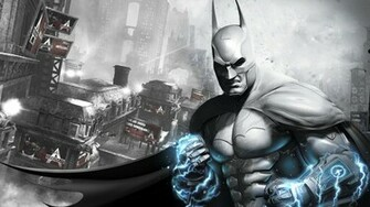 Explore the Collection Batman Video Games Batman Arkham City 292619