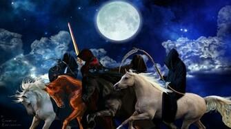 the four horsemen of the apocalypsejpg