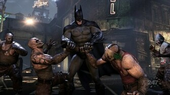 Batman Arkham Wallpaper 1920x1080 Batman Arkham City