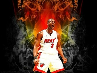 2008 09 Season Miami Heat Wallpapers   Dwyane Wade Wallpaper 15