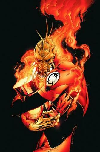 Most viewed Orange Lantern Corps wallpapers 4K Wallpapers