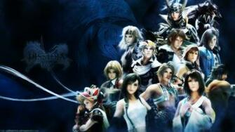 Final Fantasy Wallpaper 1920x1080 Final Fantasy Squall Leonhart