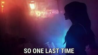 One Last Time lyrics Ariana Grande song in images