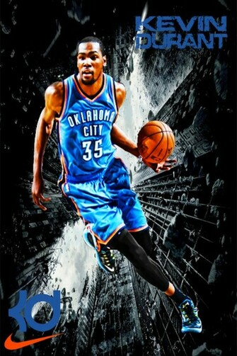 Kevin Durant Wallpaper by Cedierich