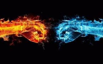Fire And Ice Live Wallpaper HD Wallpapers Backgrounds