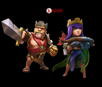 of clans wallpapers clash of clans balloon clash of clans barbarian