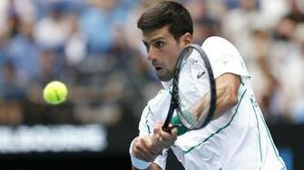Australian Open 2020 Novak Djokovic results and form ahead of