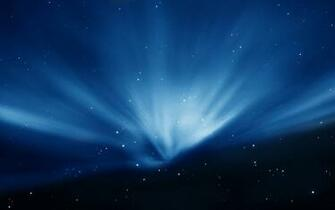 Apple Sky Blue Aurora Wallpapers HD Wallpapers