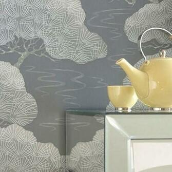 Greene Oriental Wallpaper   Traditional Japanese Wallpaper Styles
