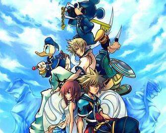 Kingdom Hearts 25 HD ReMIX