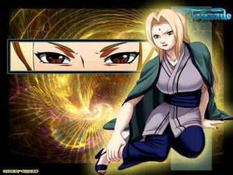 Lady Tsunade Wallpaper