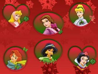 Disney Princess Christmas images Disney Priness Christmas