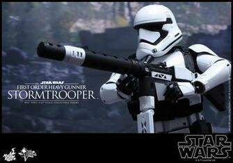 Hot Toys   Star Wars   The Force Awakens   First Order Heavy Gunner