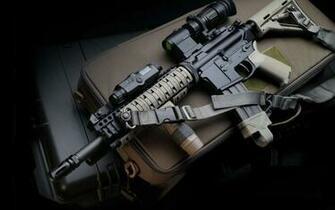 M4 Sniper Gun Wallpapers Hd Wallpapers